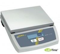 Весы KERN FCE 3K1 (НПВ 3кг, ц.д 1г, платф. 252х228мм)