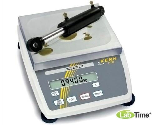 Весы KERN FTB 6K0.2 (НПВ 6кг, ц.д 0.2г, платф. 252х228мм)