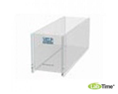 Емкость для термостата, поликарбонат 5л, 134x163x421мм