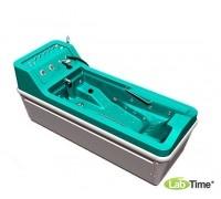"""Бальнеологическая ванна """"Гейзер"""" ВБ-02 с системами подводного массажа высокого давления и гидромассажа (8 водных форсунок)"""