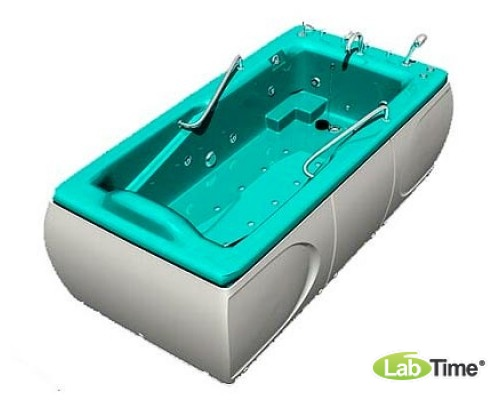 """Бальнеологическая ванна """"Астра 1"""" ВБ-03 с системами подачи газа и аэромассажа (10 воздушных форсунок)"""