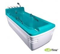 """Бальнеологическая ванна """"Вулкан"""" ВБ-02 с системами подачи газа и гидромассажа (8 водных форсунок)"""