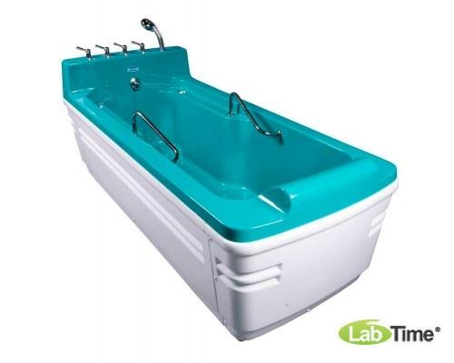 """Бальнеологическая ванна """"Вулкан"""" ВБ-03 с системами подачи газа и аэромассажа (10 воздушных форсунок)"""
