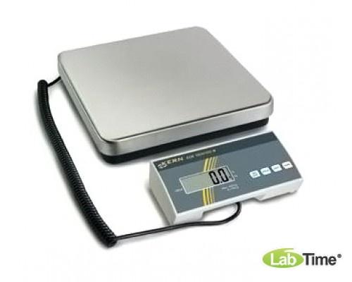 Весы KERN платформенные ЕOB 150К50L (НПВ 150кг, ц.д.50г, платф. 550х550мм)
