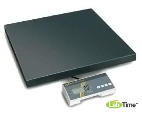 Весы KERN платформенные ЕOE 300К100L (НПВ 300кг, ц.д.100г, платф. 505х505мм)