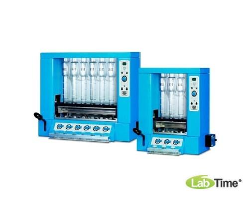 Экстрактор сырой клетчатки FIWE 6 на 6 проб, Velp