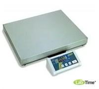 Весы KERN платформенные DE 150К2D (НПВ 60/150кг, ц.д.2/5г, платф. 318х308мм)
