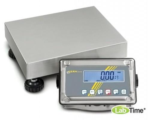 Весы KERN платформенные SFE 30К10IPM (НПВ 30кг, ц.д.10г, платф. 300х240мм)
