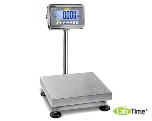 Весы KERN платформенные SFB 10К1HIP (НПВ 10кг, ц.д.1г, платф. 300х240мм)