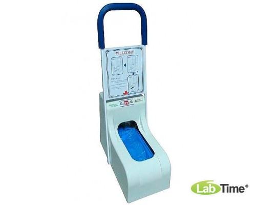 Аппарат для автоматического надевания одноразовых бахил (на 100 бахил)