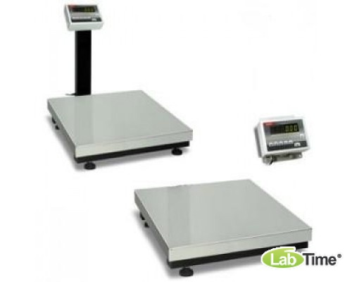 Весы AXIS BDU30С -0405 со стойкой (0,1-30/5, платф 400х566) стандарт