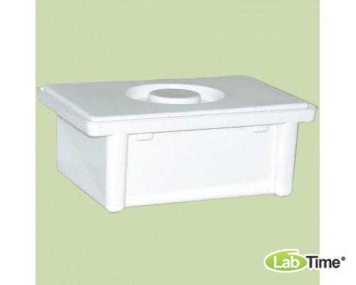 Емкость-контейнер для дезинфекции Едпо-1-01 1 литр (223х149х91) мм