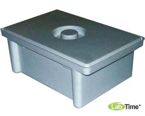 Емкость-контейнер для дезинфекции Едпо-10-01 10 литров (496х328х195) мм