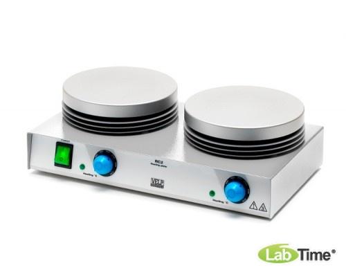 Плитка нагревательная двухместная RC2, Velp