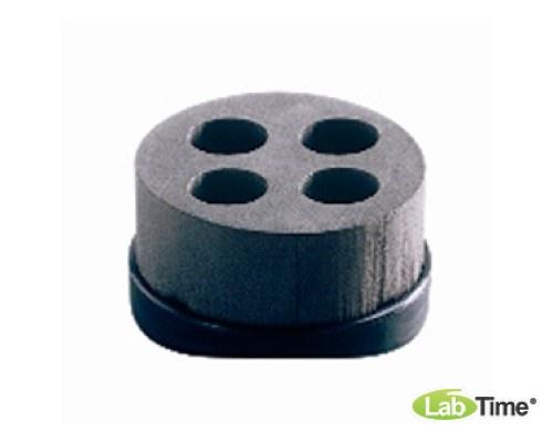 Насадка для 4 пробирок диам. 29 мм
