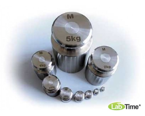Гири М1-5000 г, 4кл. точности