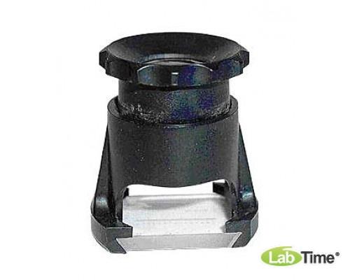 Лупа ЛИ-3 10 мм 10-ти кратная со шкалой