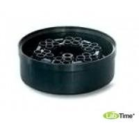 Ротор затухания для микропробирок 24х1,5/2,2 мл, включая 6 стаканов 13124 для 4 пробирок