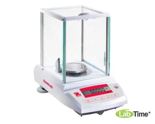Весы OHAUS РА 64C ІІкл (65/0.0001г/d 90), внутр.калибровка