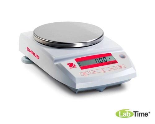 Весы OHAUS РА 2102С IІІкл (2100/0.01г/d180), внутр.калибровка