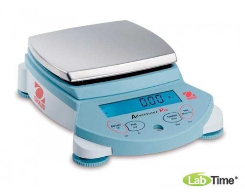 Весы OHAUS AV 812 ІІІ кл (810/0.01/149х162мм), внешн.калибровка
