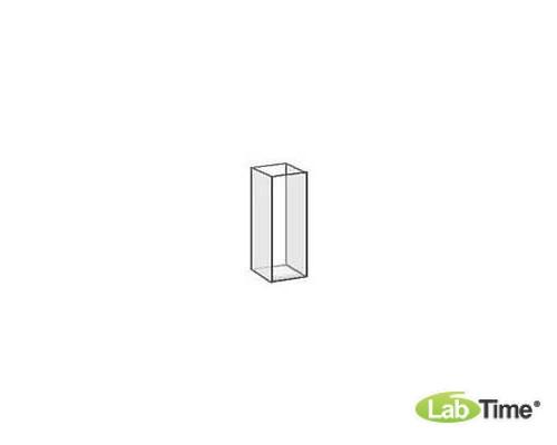 Кювета для Минигема 10*10мм, оптическое стекло
