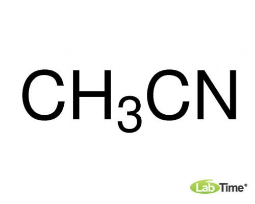 34851 Ацетонитрил, д/ВЭЖХ, градиентный, 99,9%, 2,5 л (Sigma-Aldrich)