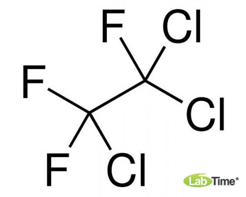 34874 1,1,2-Трихлор-1,2,2-трифторэтан, д/ВЭЖХ, 99,7%, 1 л (Sigma-Aldrich)