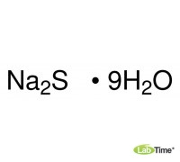 Натрий сульфид нонагидрат, ACS, 98.0%, 5 г