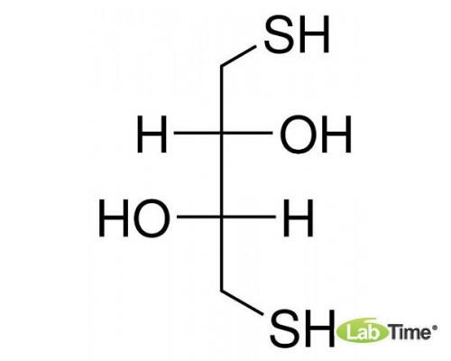 43815 DL-Дитиотреитол, BioUltra, д/молекулярной биологии, 99,5%, 1 г (Sigma)