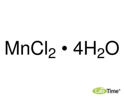 63535 Марганец хлорид*4Н2О, BioUltra, д/молекулярной биологии, 99.0%, 50 г (Sigma)