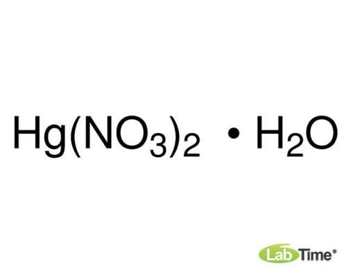 516953 Ртуть (II) азотнокислая моногидрат, trace metals basis, мин. 99,99%, 10 г (Sigma)