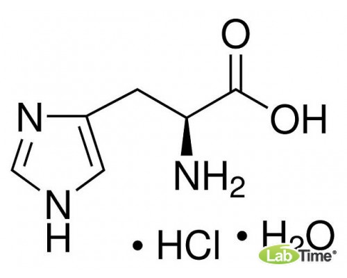 53369 L-Гистидин HCL*H2O, BioUltra, 99.5%, 25 г (Sigma)