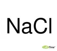 31434 Натрий хлористый, ч, чда, ACS, ISO, Ph. Eur., 99.8%, 500 г (Sigma-Aldrich)
