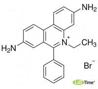 46065 Этидий бромистый, 95,0%, для флюоресценции, ВЭЖХ, 1 г (Sigma)