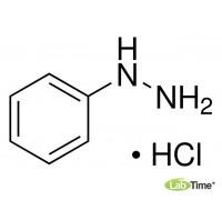 78690 Фенилгидразин гидрохлорид, хч, чда, д/обнаружения сахара, 99,0%, 25 г (Fluka)