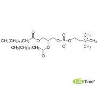 P2663 3-sn-Фосфатидилхолин (1,2-Dimyristoyl-sn-glycero-3-phosphocholine), 99%, 1 г (SIGMA)