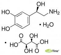 N5785 L-(-)-Норэпинефрин (+)-битартрат моногидрат, соответствует USP спецификациям, 5 г (Sigma-Aldrich)