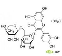 78095 Рутин тригидрат, ч, 95,0%, 100 мг (Fluka)