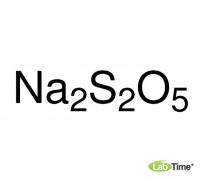 31448 Натрий сернистокислый пиро (метаб-фит), ч, чда, ACS, Ph. Eur., сухой, 98-100.5%, 500 г