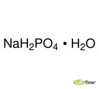 71504 Натрий фосфат 1-замещённый*Н2О, хч, чда, ACS reagent, 99.0%, 1 кг (Sigma-Aldric)