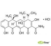 31741 Тетрациклин гидрохлорид, VETRANAL, аналитический стандарт, 250 мг (Fluka)