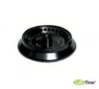 Ротор угловой с герметичной алюминиевой крышкой, 30x1,5/2,2 мл для пробирок 15008, 15040