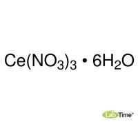 22350 Церий(III) азотнокислый гексагидрат, хч, чда, 99,0%, 500 г (Fluka)