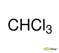 24216 Хлороформ, этанол-стабилизатор, аналитическая спецификация DAB9, BP, 99-99.4%, 4 х 2,5 л (Sigma)