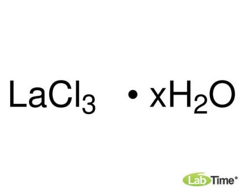 43120 Лантан (III) хлорид гидрат, 99,9%, 500 г (Alfa)