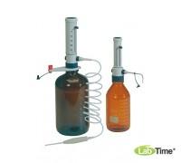 Наконечник с гибкой присоединительной трубкой с держателем к титратору и бутылочным дозаторам