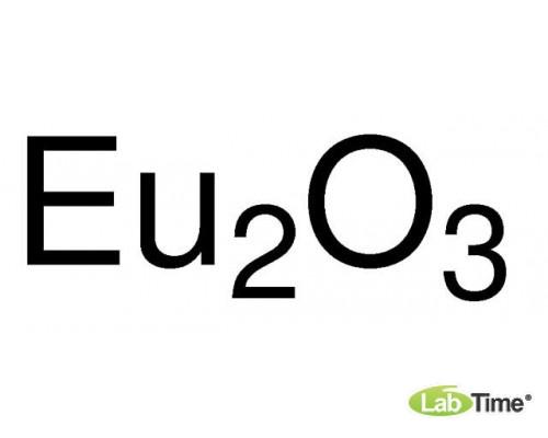 11299 Европий (III) оксид, REacton, 99,99% (REO), 100 г (Alfa)