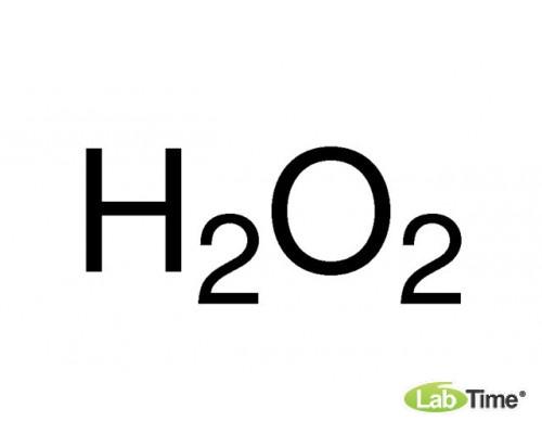 23622.260 Перекись водорода, 30%, Ph.Eur., стабилизированный, 500 мл