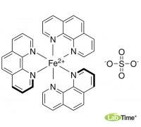 87702.180 Ферроин, (1,10-Фенантролин-сульфат железа-комплекс) 0,025 моль/л в вод. р-ре, Ph.Eur, 100 мл (Prolabo)